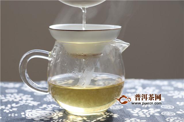 普洱茶的回甘和喉韵