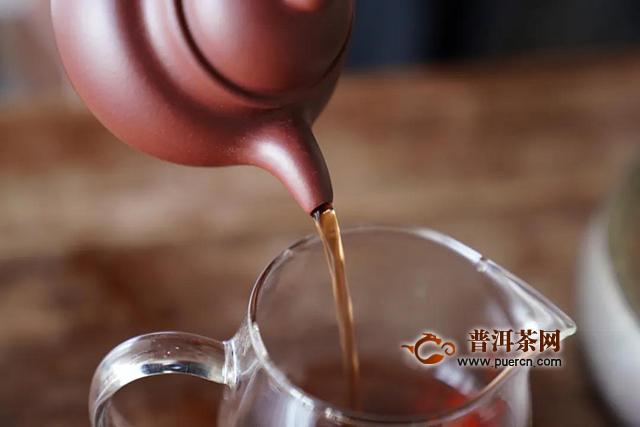 普洱茶的【酸味】究竟怎么回事