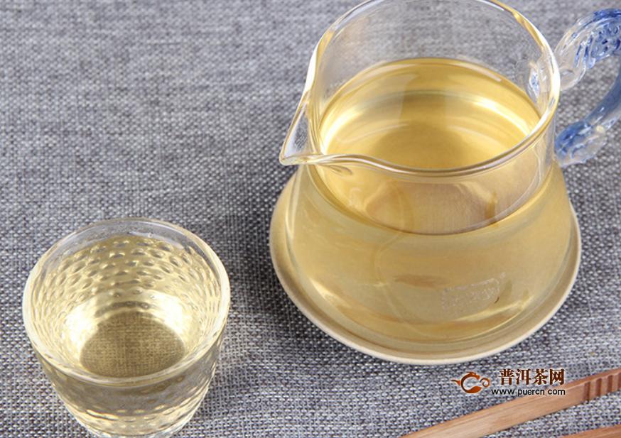 陈皮能不能与白茶一起泡吗