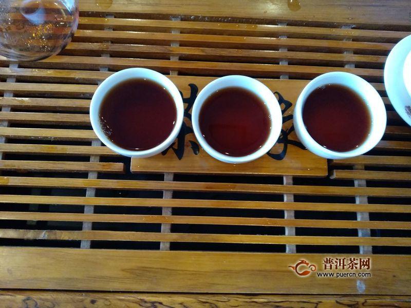 当贡菊与熟普完美邂逅:2018年老爷说不将就贡菊龙珠单条熟茶品鉴报告