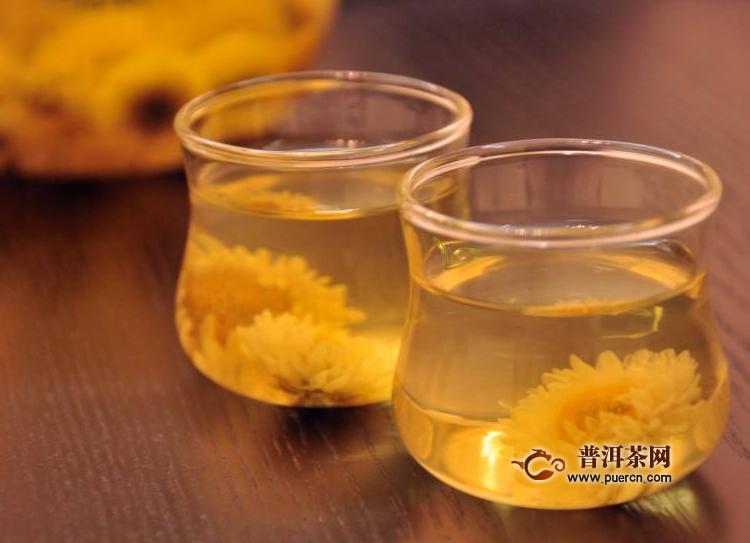 女人长期喝菊花茶好不好