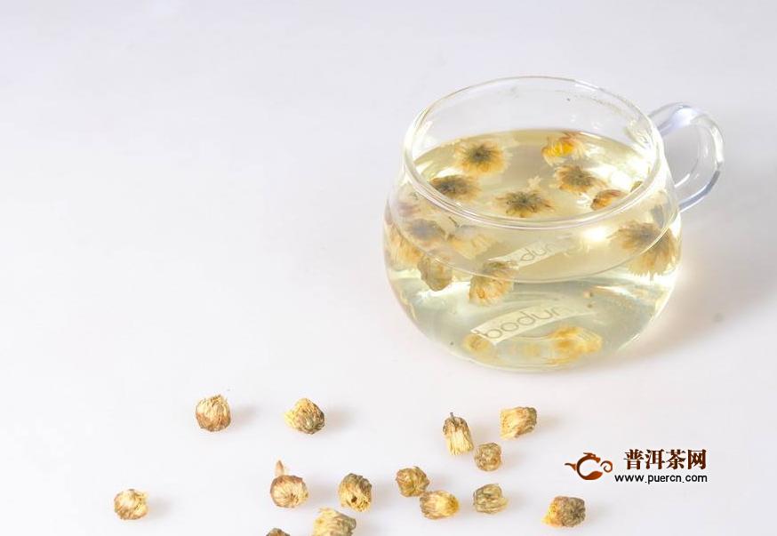 菊花茶的品种有几个