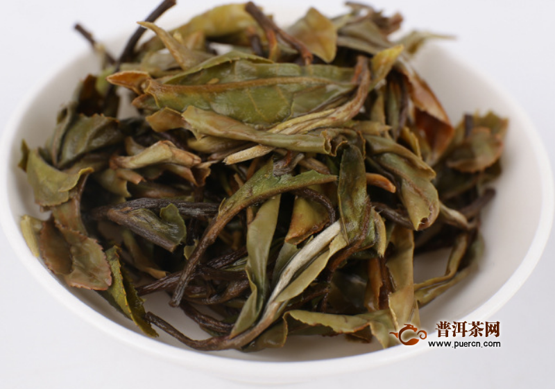 加工白茶的工艺流程