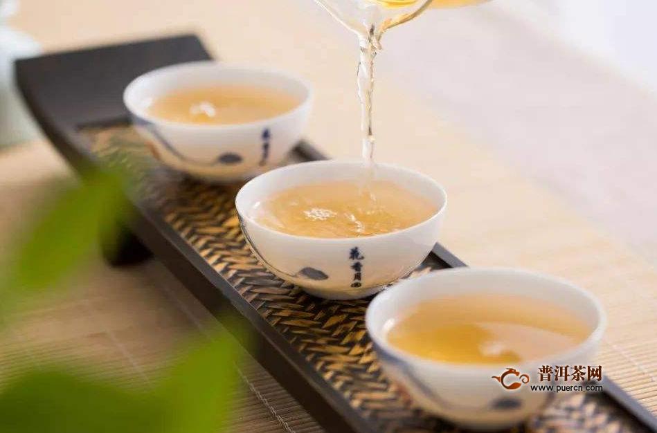 喝白茶有没有减肥的功效