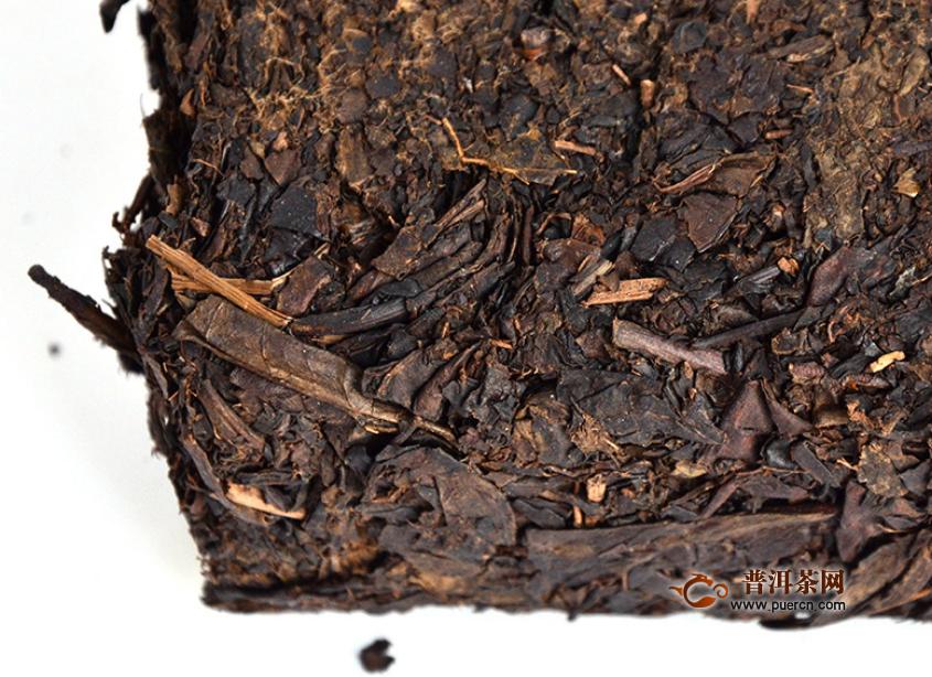 储存黑茶的方法及其禁忌