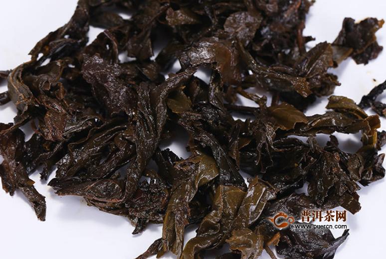 名茶黑茶能多喝吗