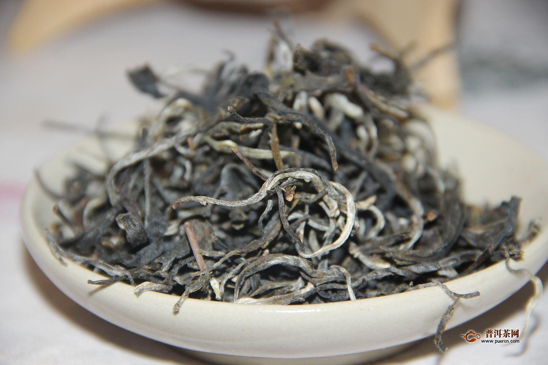 大叶种晒青茶的功效
