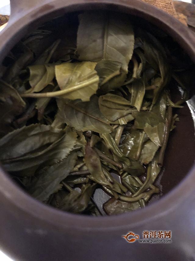 一款不错的口粮茶:2019年洪普号探秘系列雪藏