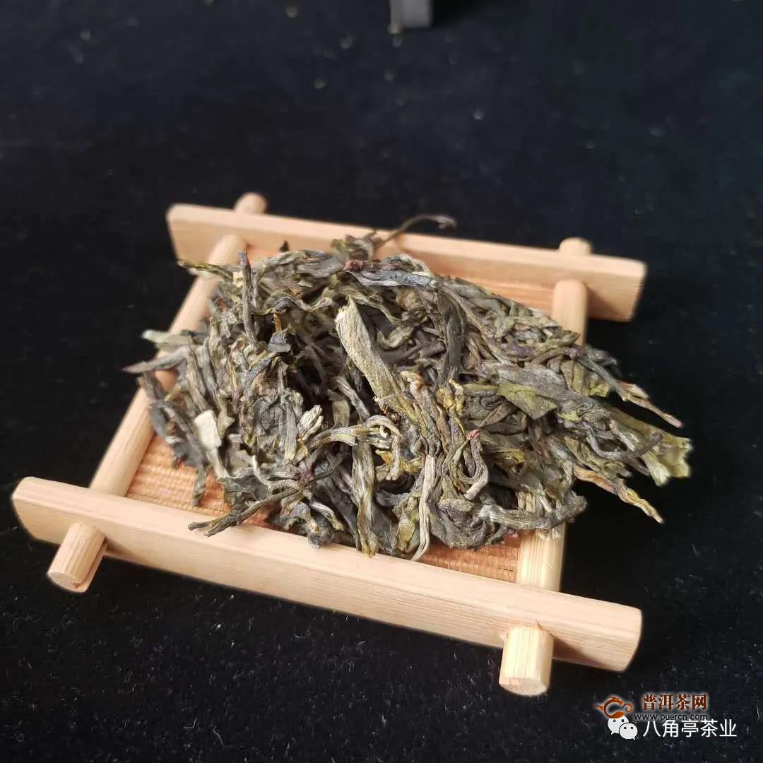 """八角亭""""明前乔木""""茶:明前芽尖乔木春,生态普洱携香来"""