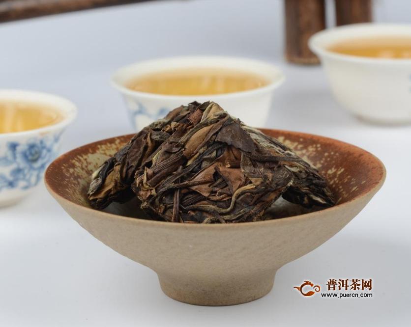 制作寿眉白茶的工艺