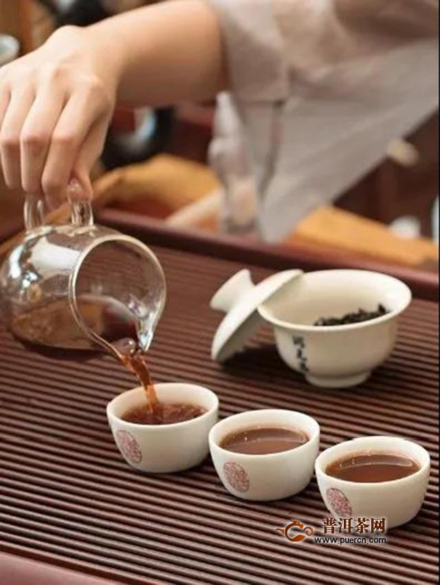 喝懂熟茶有什么难,先从辨别它的香气开始