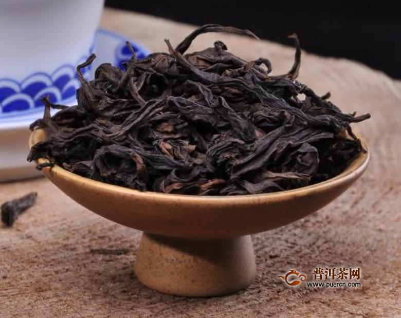 适宜喝大红袍茶叶有什么功效