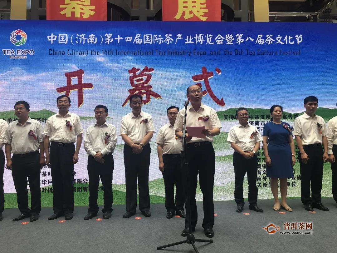 点燃泉城茶文化,助力产业新发展
