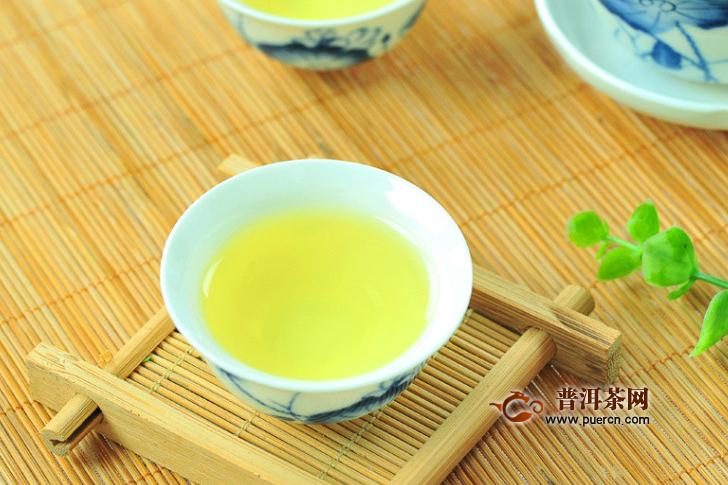名茶乌龙茶来源与发展