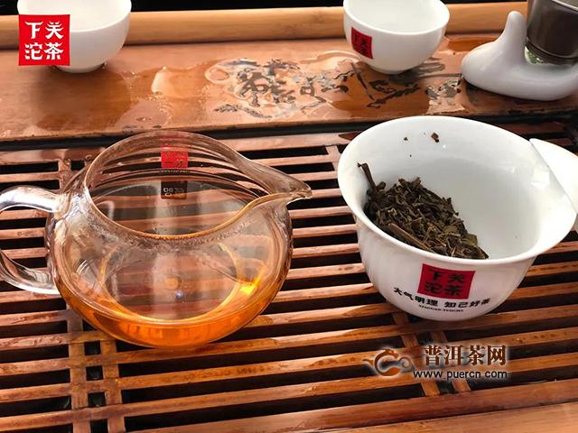 老茶笔记:下关沱茶(甲级)品鉴
