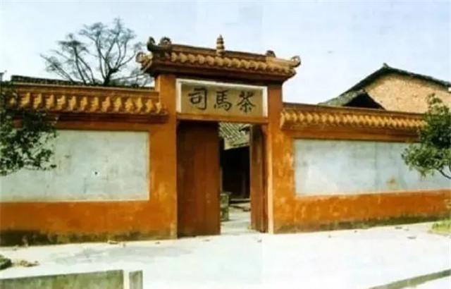 藏茶:雅安段的茶马古迹