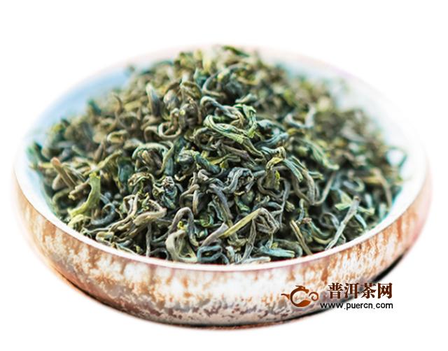 毛尖、绿茶的品质特征的区别