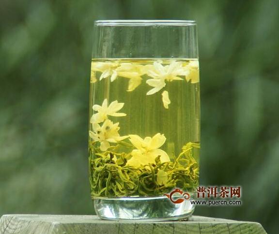 菊花搭配茉莉泡水喝好不好