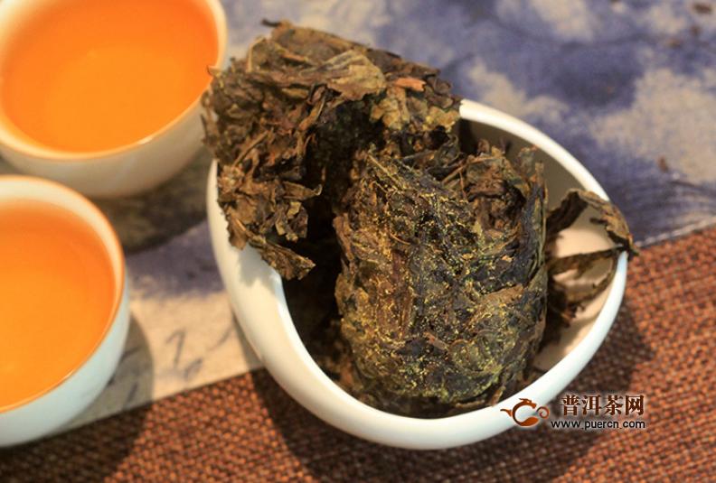 泾阳茯茶是不是黑茶