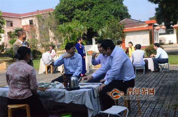 从中国出发看茶叶行走的足迹