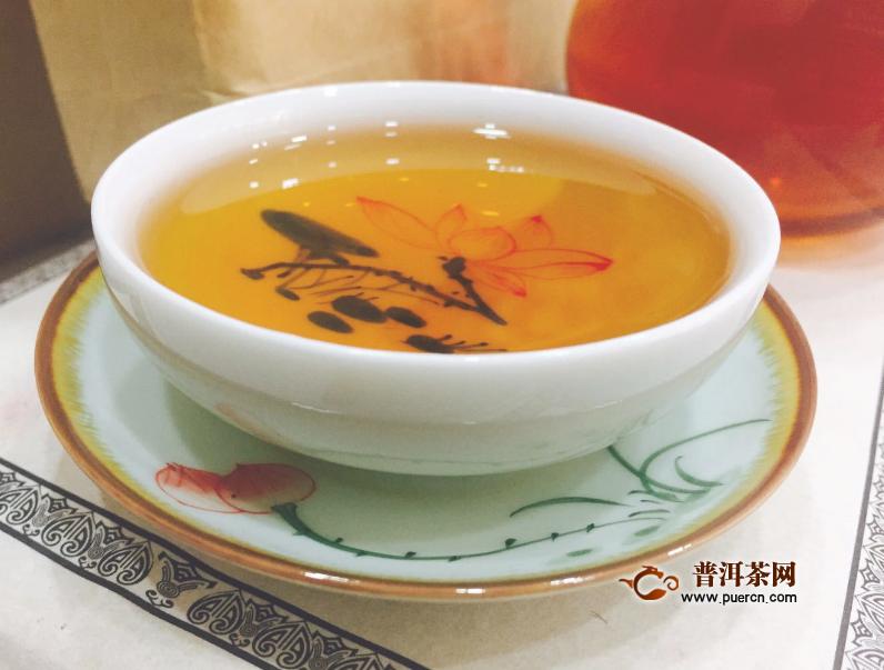泾阳茯茶黑茶品质怎么样