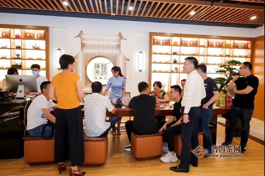 热烈祝贺:深圳超1000㎡的陈升号后海体验店开业啦