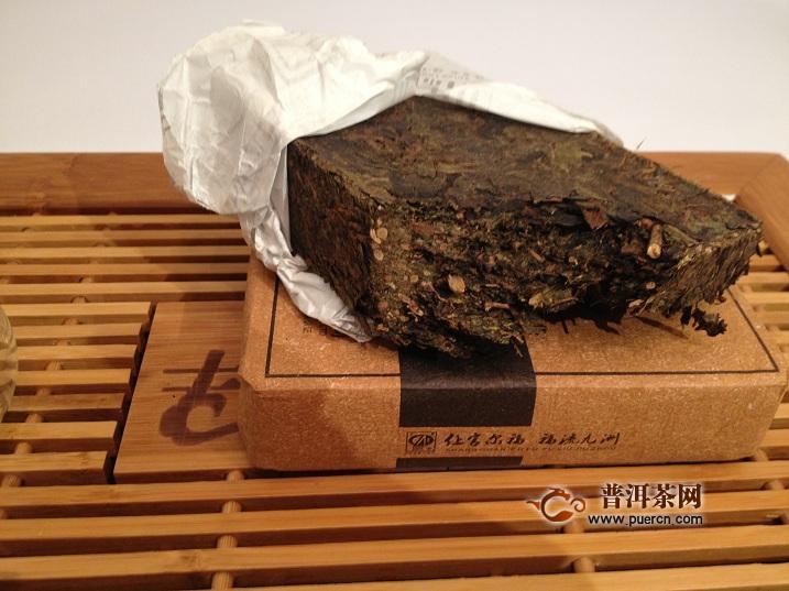 安化黑茶中千两茶价格多少钱
