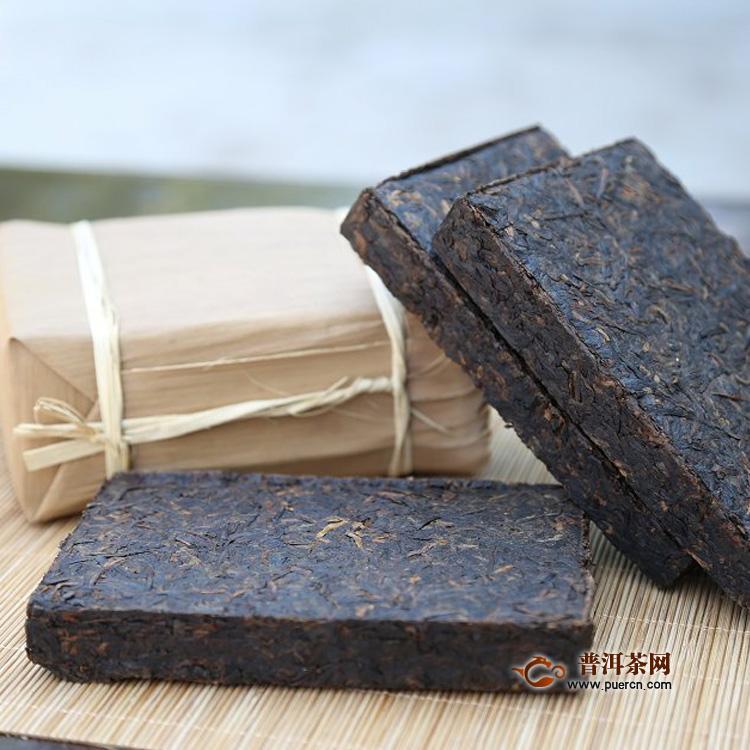 每种安化黑茶的功效