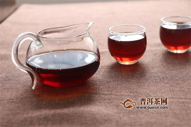 空腹喝熟普洱茶的好处