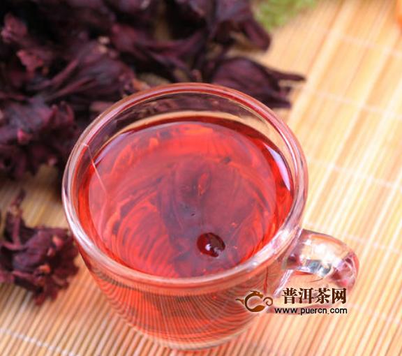 洛神花茶有什么药用价值