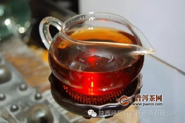【百富茯茶】盛世华茯——产品解密(品饮篇)