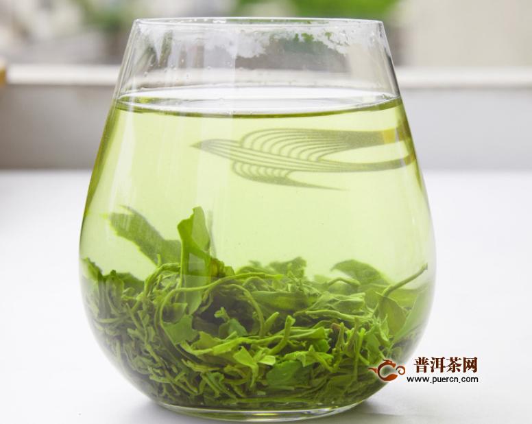 绿茶功夫茶冲泡方法