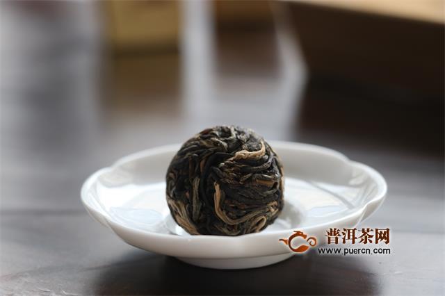 手工龙珠茶制作方法