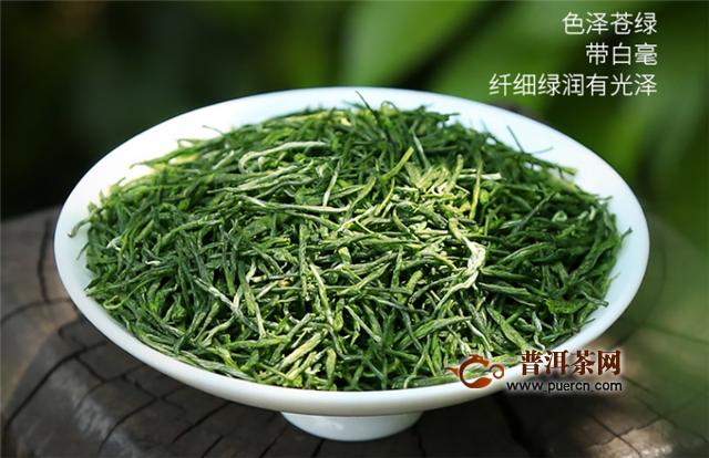 毛尖茶与铁观音的品质特征的区别