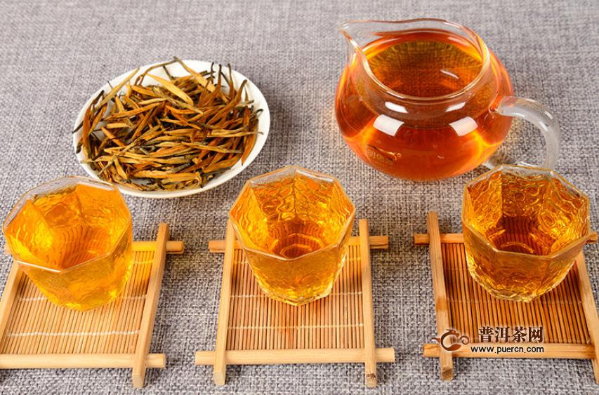 喝滇红茶好处与副作用