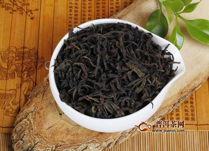 武夷岩茶基本特征简述