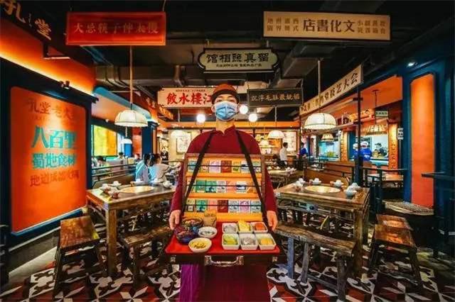 搭消费场景来盘活传统茶,我们离真正的茶文化复兴有多久?