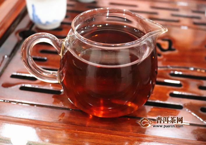 喝黑茶的时候影响喝中药吗