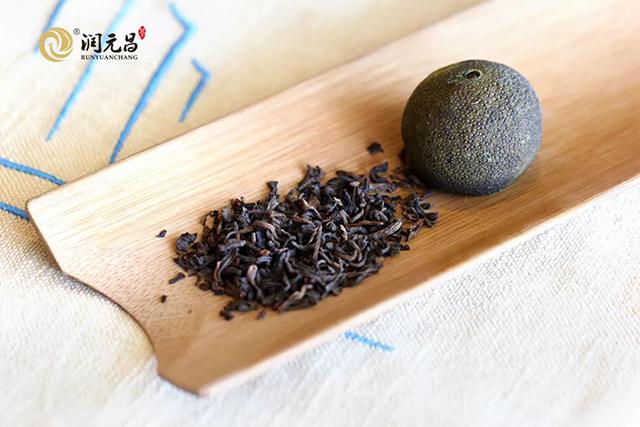 喝小青柑逃不开的问题:白霜与发霉及其保存方法