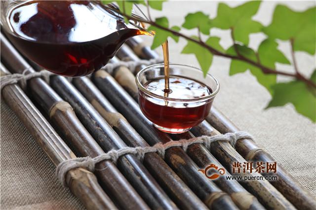 女人长期喝普洱茶有什么好处