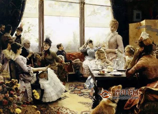 这10个茶叶名人推动了茶的世界历史进程
