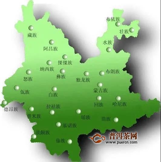 云南少数民族茶俗大盘点