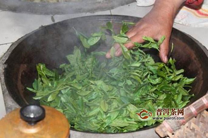 肉桂茶叶制作工艺