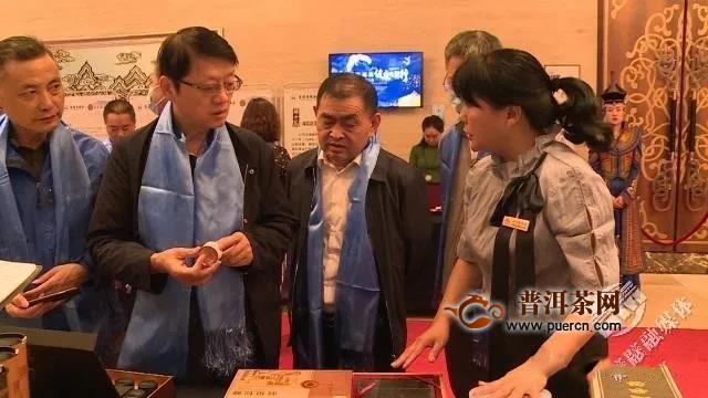 赤壁青砖茶专场推介会如期召开,现场签订3000万供销合同