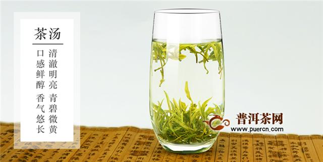 黄山毛峰与安吉白茶