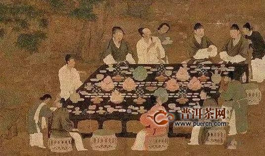 普洱茶公元前1066年至今的极简史