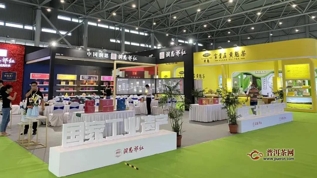 安徽茶博会引爆企业热情,参展商增长317%!