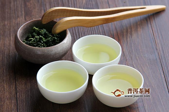乌龙茶茶叶的来源与发展