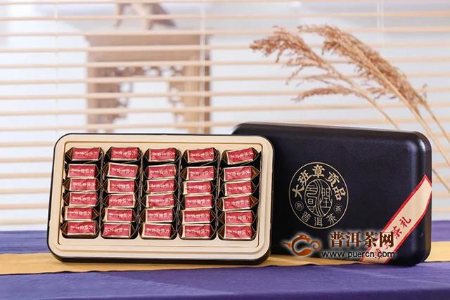 润元昌大班章贡品熟散茶:大班章浓厚风格+质感礼盒包装,爱茶人品味之选!