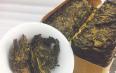 安化黑茶茯砖茶喝了减肥以否